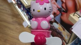 MFU Candy Hello Kitty duty Free Tax free