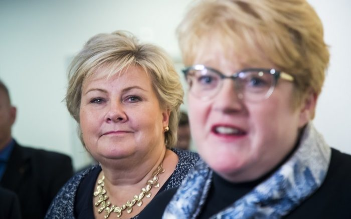 government liberal solberg