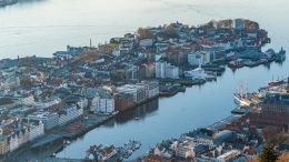 Bergen larger cities elections Conservatives