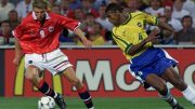 Norway - Brazil in the Soccer World Cup 1998