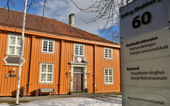 Frostating Court of Appeal, Trondheim.