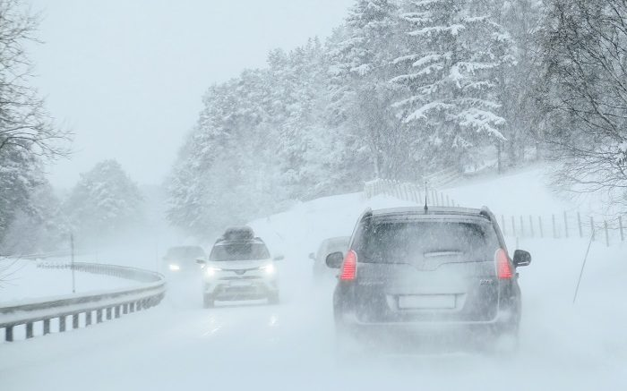 difficult driving conditions If gjensidige
