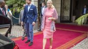 ,Crown Prince Haakon and Crown Princess Mette-Marit