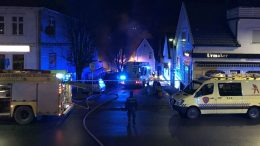 Stavanger Fire Rosenkildegaten, Women Critical