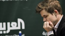Magnus Carlsen World Championships blitz chess