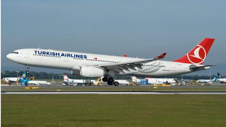 ​Turkish Airlines will upgrade one of its two daily flights to Avinor's Oslo Airport from its Istanbul Ataturk base to an A330 service (Photo: Turkish)