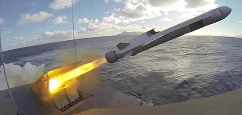 NSM Missile Penguiin Weapons Export Kongsberg