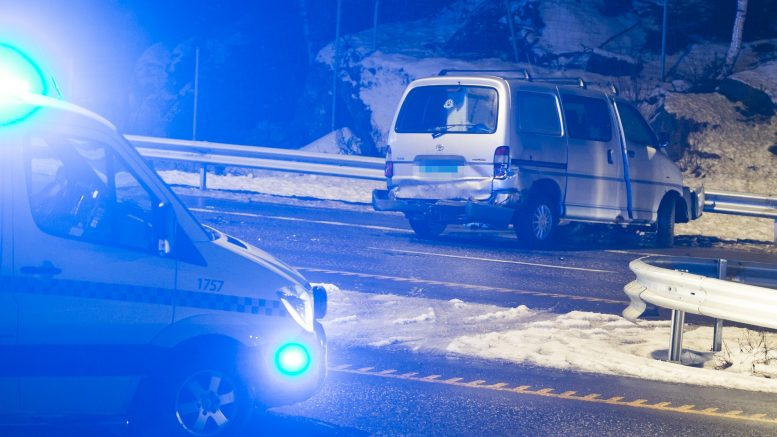 Manslaughter Car Crash Head On Telemark