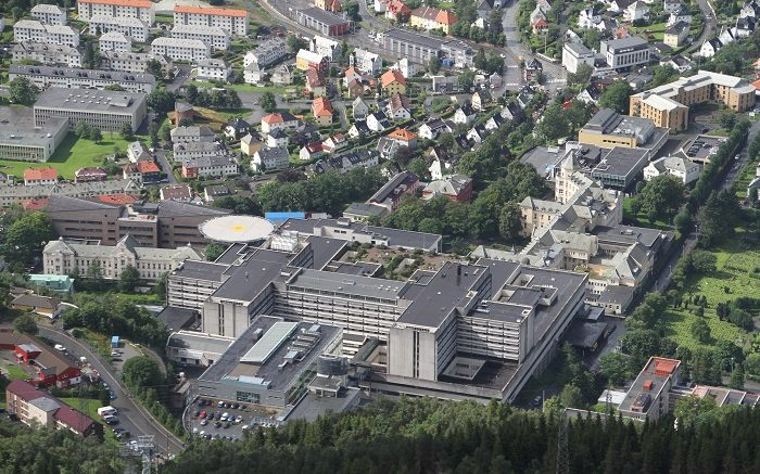 Haukeland University Hospital Djabrail