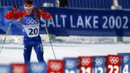 Athletes Cross Country biathlon IOC Olympics doping Tyumen