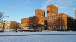Oslo City Hall.