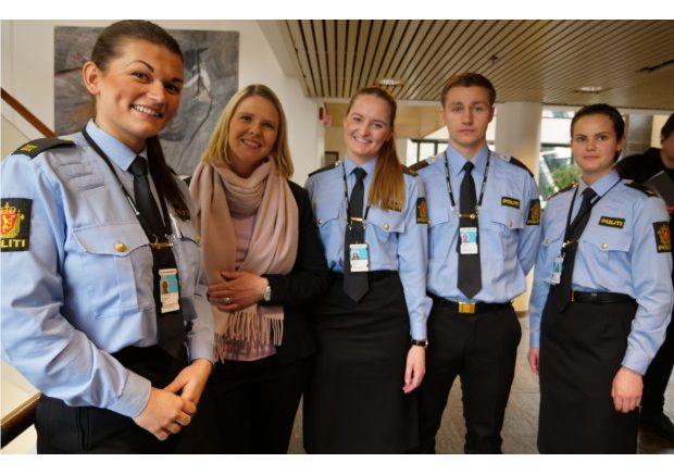 Police Academy Listhaug, Education Police officers