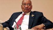 Jacob Zuma President South Africa.