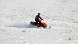 Snowmobile Finnmark, Accident Drunk Driving