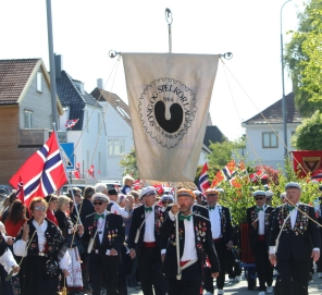 17th May People's Parade, Stavanger 2018