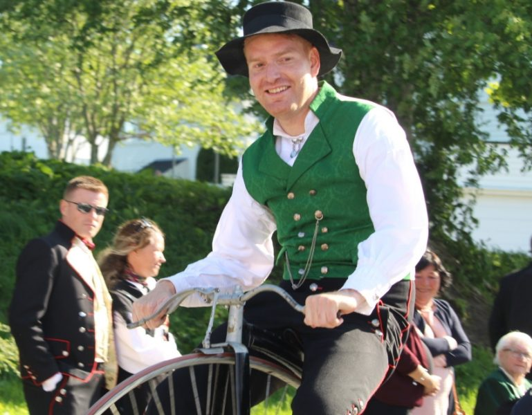 May 17th 2018 Stavanger People's Parade
