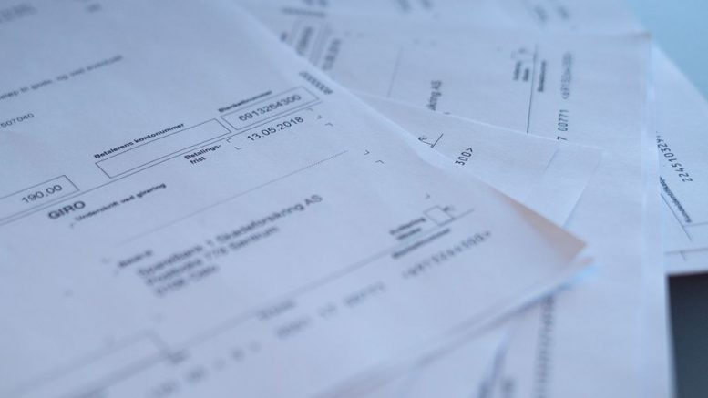 Sparebank 1, Invoice Paper Vipps