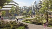 OBOS Housing project. Oslo Ulven