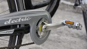 el-bike trondheim court electric bicycle