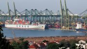 Container Port Harbour Exports Trade