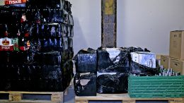 Customs Seizures