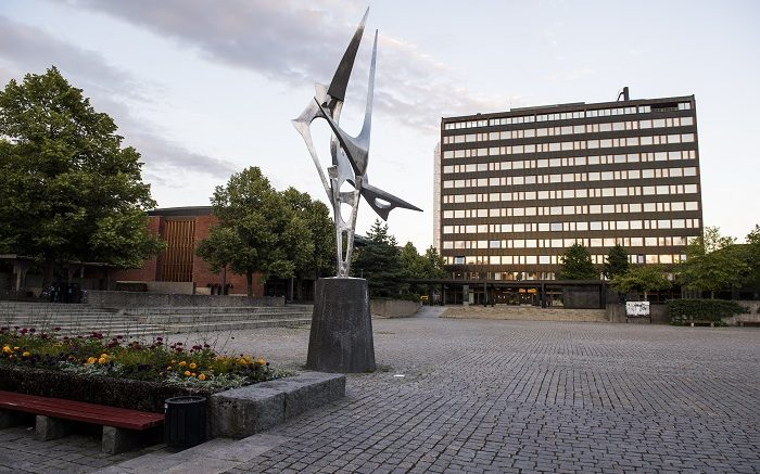 University of Oslo at Blindern