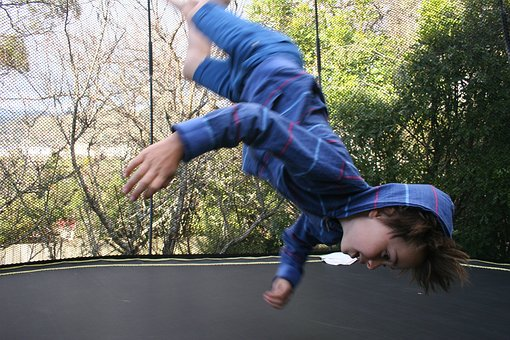 Trampoline Byas Stavanger Saturday