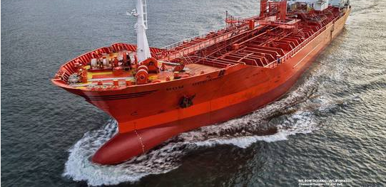 Odfjell chemical tanker
