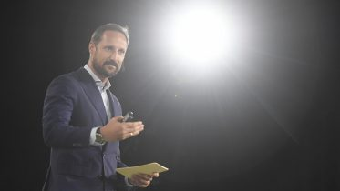 Crown Prince Haakon