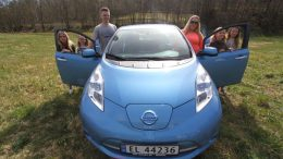 Elbilisten Electric car