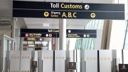 Toll customs