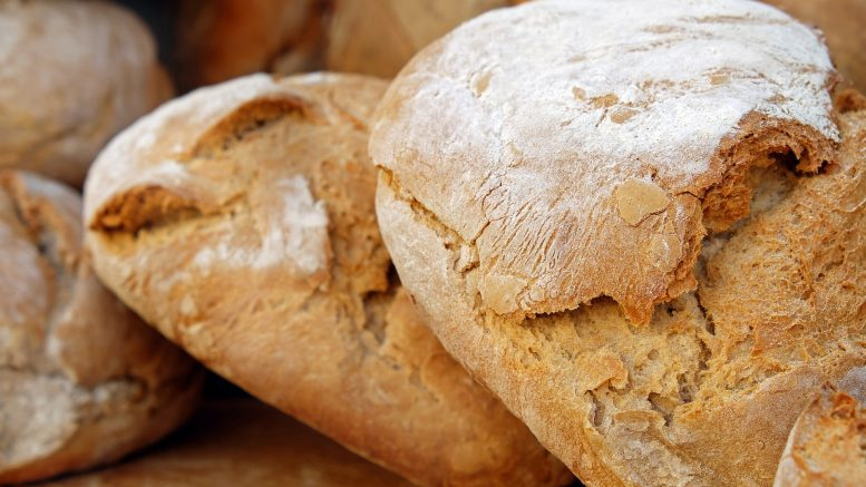 bread baking gluten celiac disease