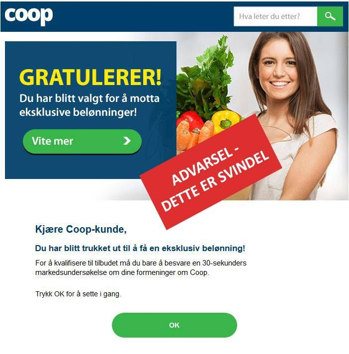 email spam coop