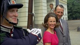 Crown Prince Harald and Sonja Haraldsen
