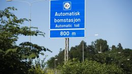 toll stations