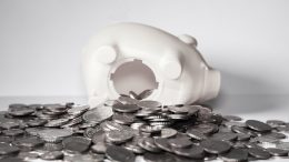 piggy bank Norway state budget