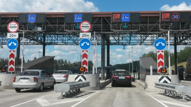 toll road ferde