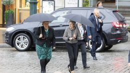 Prime Minister Erna Solberg and UK Prime Minister Theresa May