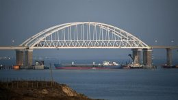 Azov Ukraine Bridge