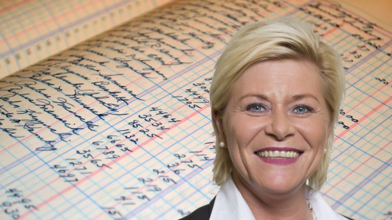 pension account siv jensen