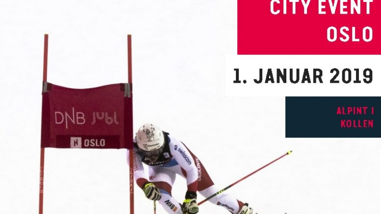 Holmenkollen City Event Slalom
