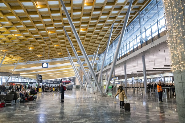 Oslo Airport at Gardermoen