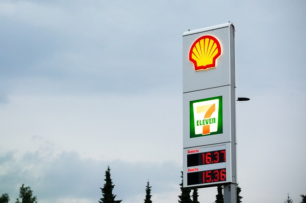 Shell and 7-Eleven