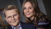 Prince Sverre Magnus and Princess Ingrid Alexandra