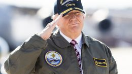 Trump NATO uniform