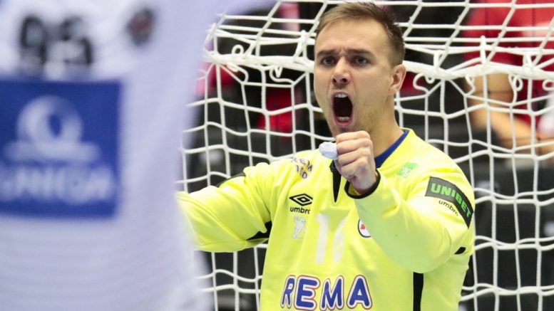 Handball World Championships Sagosen Christensen