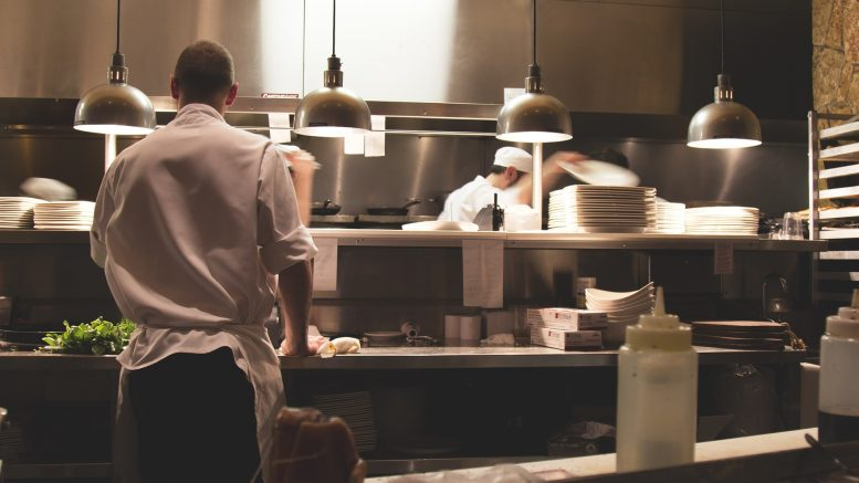 Kitchen workers restaurant forced labour