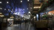 Karl Johan the little Christmas Eve