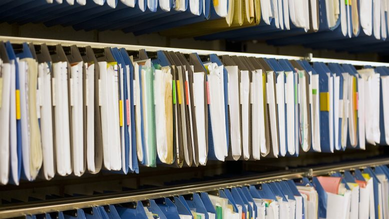 Archive System eBevis