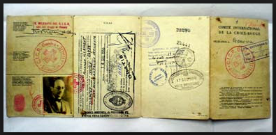 Famous Nazis used ICRC help  them to escape arrest by the Allies
